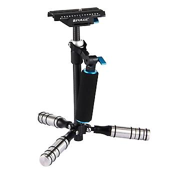 PULUZ P40T Carbon Fibre Handheld Stabilizer for DSLR & DV Digital Video & Cameras, Capacity Range:  0.5-3kg