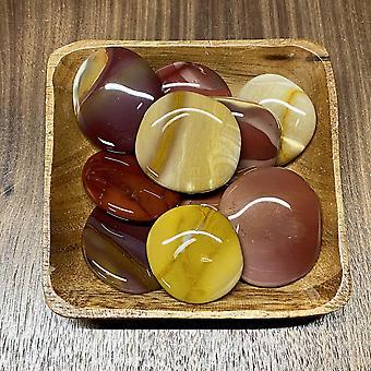 Mookaite Palm Stone Austrália