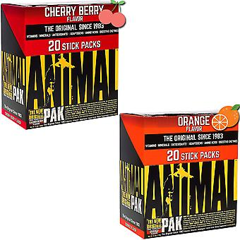 Universal Nutrition Animal Pak Stick Dietary Supplement - 20-Pack