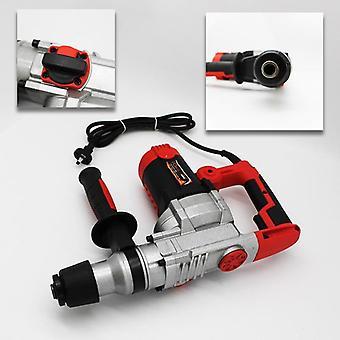 Impact Drill Batterij, Draadloze Elektrische Hamer Elektrische Hand Boor