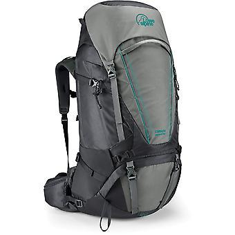 Lowe Alpine Womens Diran ND60:70 Backpack - Greystone/Iron Grey