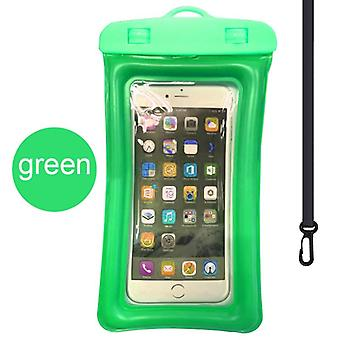 Universal Waterproof Phone Case Water Proof Swim Pouch Bag voor iphone Samsung