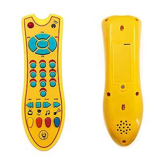 طفل محاكاة التلفزيون التحكم عن بعد لعبة الهاتف المحمول
