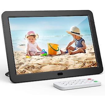 Digital Photo Frame, 8 inch Digital Picture Frame with HD IPS Display
