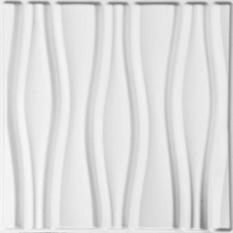 WallArt 3D Wall Panels 24 pcs. GA-WA14 Flows