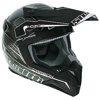 Stealth HD210  Adult MX Helmet - White