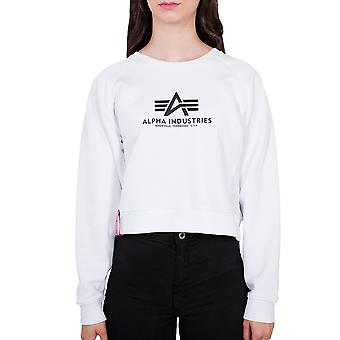 Alpha Industries Women's Sweatshirt Basic Boxy Sweater