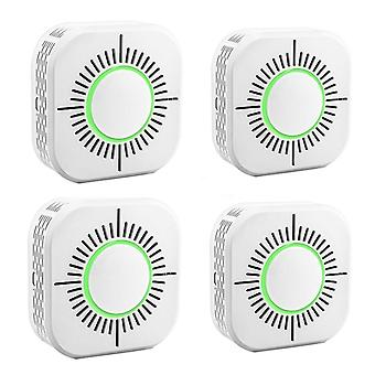 Smoke Detector, Wireless Fire Alarm Sensor, Security Protection Alarm For Home