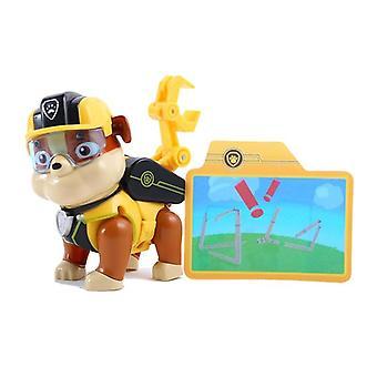 Pfote Patrol Hund, Everest Captain Ryder, Action Figuren Spielzeug