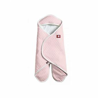 Red Castle Pink Quilted Cotton Flower Sleeping Bag