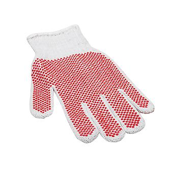 Mikki Cotton Dog Grooming Gloves