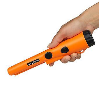 Fully waterproof handheld metal detector underwater 3-5 meters working pinpointer