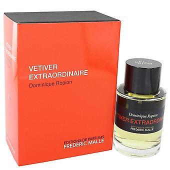 Vetiver Extraordinaire Eau De Parfum Spray By Frederic Malle 3.4 oz Eau De Parfum Spray
