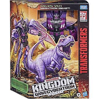 Transformers Trex Megatron WFC K Leader Series Figure