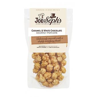 Karamel & Biela čokoláda Popcorn