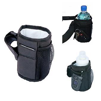 Vattentät rackcykel, babyvagnskopphållare som matar flaskväskor barnvagnscykel