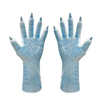 Devil Latex Cosplay Props Masks & Gloves