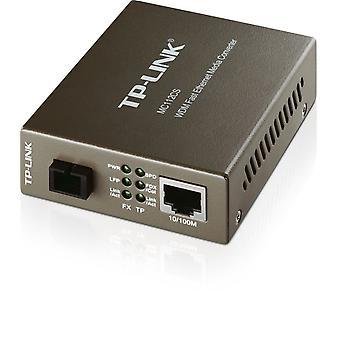 Tp-link mc112cs rj45 to single-mode sc converter