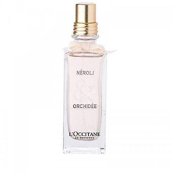 L'Occitane Neroli & Orchid Eau de toilette spray 75 ml
