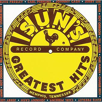 Sun's Greatest Hits - Sun's Greatest Hits [CD] USA import