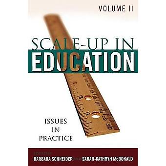 Scale-Up in Education