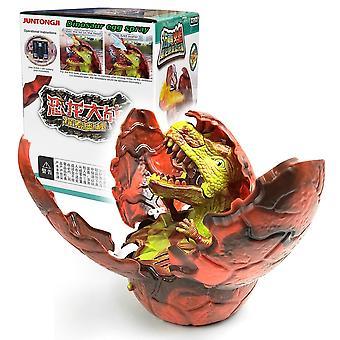 Dinosauruksen ääniohjausvalosimulaatio Joulu