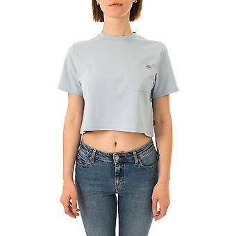 Kvinnors T-shirt dickies ss porterdale gröda w dk0a4xdeb55
