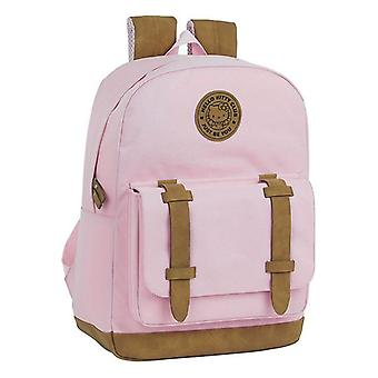 Laptop Backpack Hello Kitty Club 15,6'' Pink