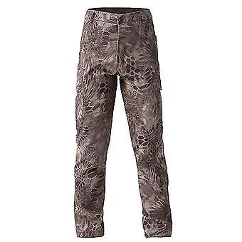 Wodoodporne spodnie wiatroszczelne, Spodnie wojskowe