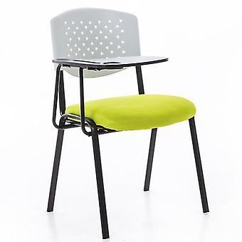 Sammenleggbar kontor møte plast pustende ryggstøtte stoler