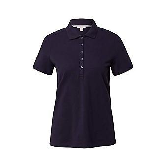 ESPRIT 031EE1K308 T-Shirt, 400/Navy, S Woman