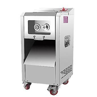 商用肉切片机,不锈钢全自动碎裂机,