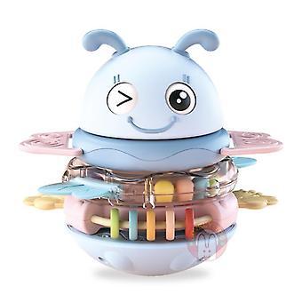Baby 0 12 Months Stacking Rings Toddler Tumbler Musical Rattles Educational