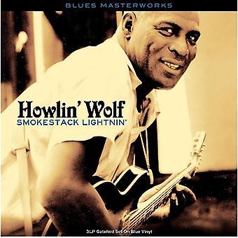 Howlin' Wolf - Smokestack Lightnin Blue Vinyl