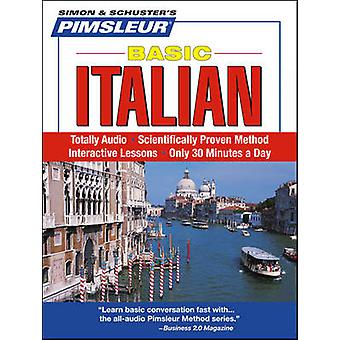 Pimsleur Italian Basic Course  Level 1 Lessons 110 CD  Learn to Speak and Understand Italian with Pimsleur Language Programs by Pimsleur