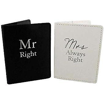 AMORE BY JULIANA? Passport Holders - Mr & Mrs Always Right