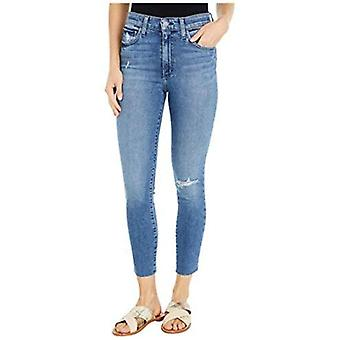 Joes Jeans Womens Mid-Rise Skinny Jeans