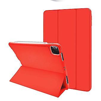 iPad Pro 11 tuuman suojakansi, vahva magneettinen taitoskansi (RED)