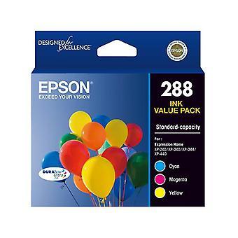 Epson 288 3 Colour Ink Pack Xp 240 Xp 340 Xp 440