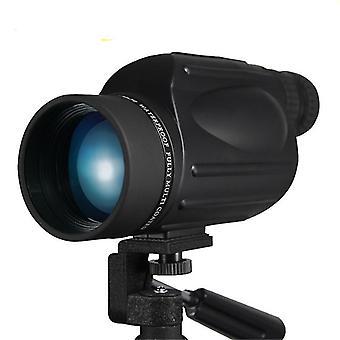 GOMU 10-30x50 Zoom Focus Spotting Monocular HD Nitrogenization Waterproof Bird Watching Telescope