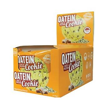 Oatein Cookie, Salted Caramel 12 units