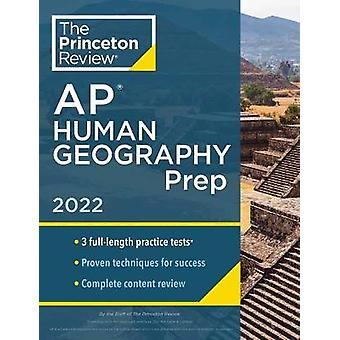 Princeton Review AP Human Geography Prep 2022