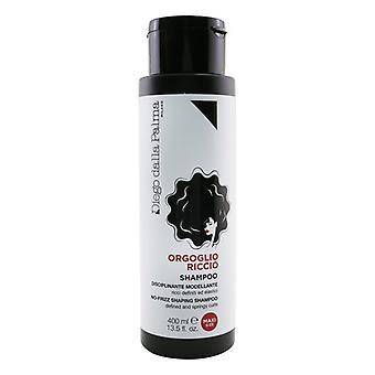 Orgoglioriccio No-frizz Shaping Shampoo (for Curly & Frizzy Hair) - 400ml/13.5oz