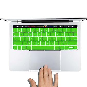 Kryty klávesnice chrániče klávesnice pre macbook kremíková klávesnica kryt farebný ochranný film