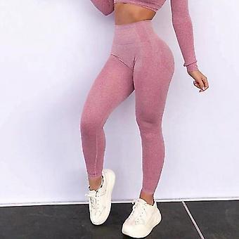 اليوغا السراويل اللياقة البدنية طماق الإناث تشغيل الرياضة طماق الملابس الرياضية