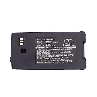 Cameron Sino Ayc363Cl Battery Replacement For Avaya Cordless Phone