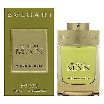 Menns Parfyme Man Wood Neroli Bvlgari (100 ml) EDP