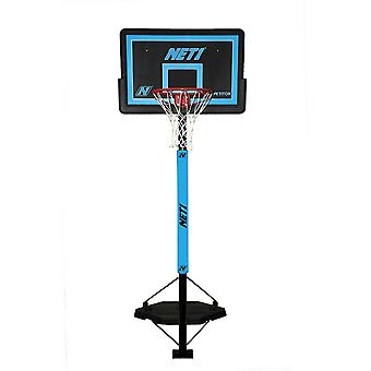 Net1 N123208 Competitor Basketball Sports System - Adjustable - All Weather