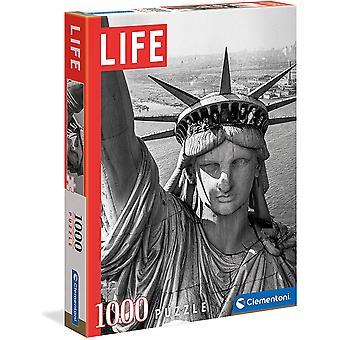 Clementoni LIFE 5 Puzzle (1000 pièces)