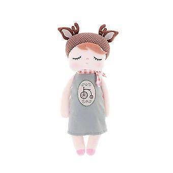 Stuffed animals 33cm dream rabbit  old-fashioned angela plush sleeping toy | plush pillow